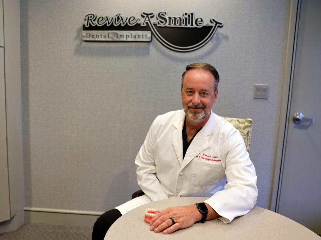 Dr. Logan - full mouth implants