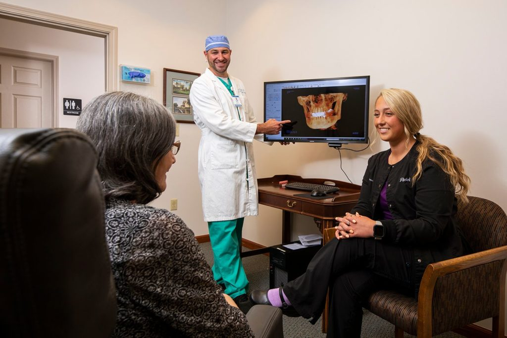 Corrective Jaw Surgery consultation