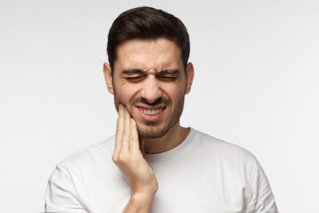 Mouth and Face pain or discomfort