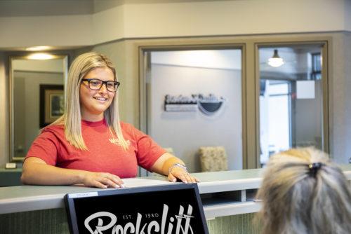 New Patient at Rockcliff
