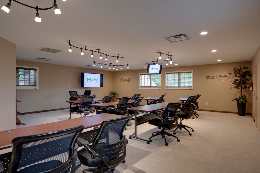 Rockcliff conference room