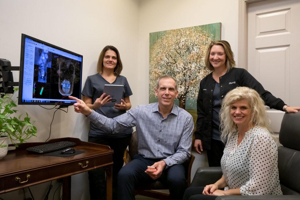 Rockcliff oral surgery consultation team